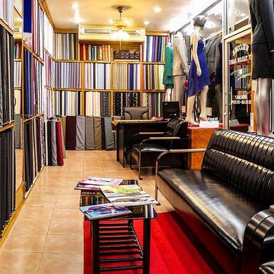 Inside Dev Tailor Samui