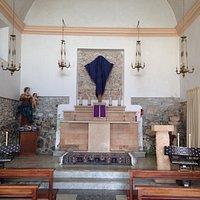 Altare Chiesa di S.AGOSTINO