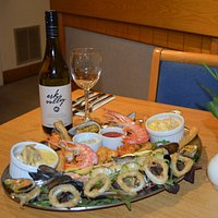 Seafood Platter - available on prior order
