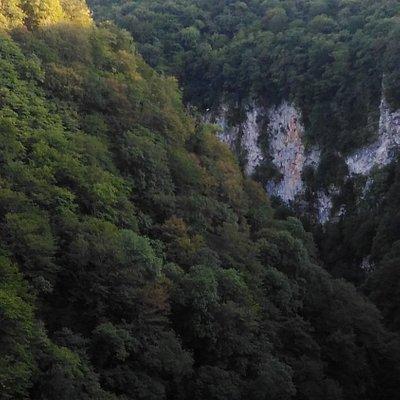 каньон Окаце