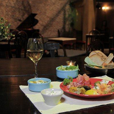 Vengan a probar nuestra propuesta culinaria de inspiración francesa en La Boca.