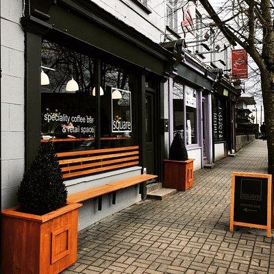 Square Coffee & Retail