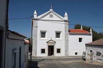 Igreja de Nossa Senhora do Pé da Cruz
