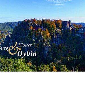 Der OYBIN mit Burg und Kloster
