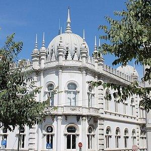 Fachada Embaixada