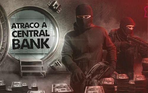Atraco a central Bank es nuestra primera sala. ¿Podrás superar el reto?