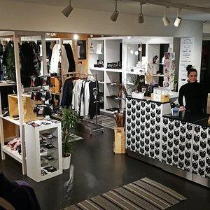 Kure Store has over 40 brands all around Finland!