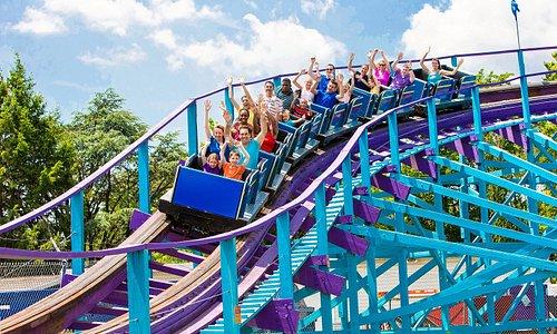 Kingdom Coaster at Dutch Wonderland