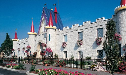 Dutch Wonderland Castle