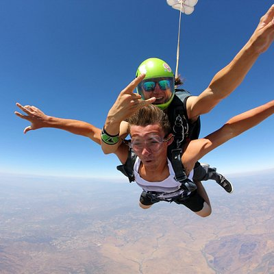 It's easier than you think! just book your Tandem and come jump with us at Skydive San Diego.