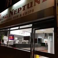 King Neptune Traditional Fish and Chips