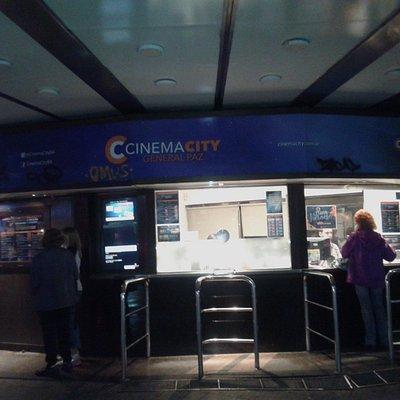 Cinema City General Paz- Bs.As. 2018.