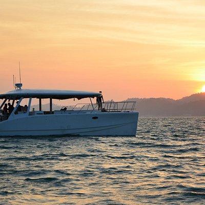 Explore Langkawi with our beautiful catamaran