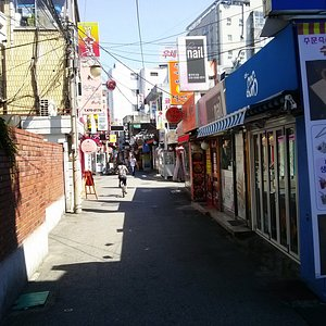 Seongnae Jjukkumi Alley