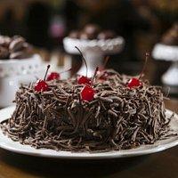 Quem resite ao nosso Bolo Mousse de Chocolate?
