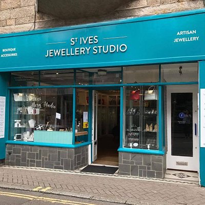 Welcome To St Ives Jewellery Studio