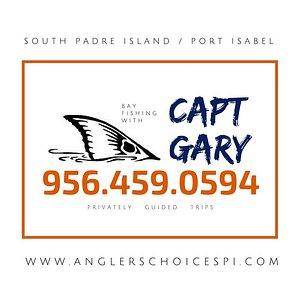 Captain Gary Farmer