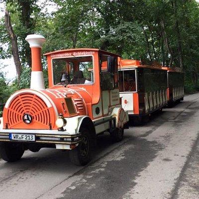 Wernigeröder Schloßbahn