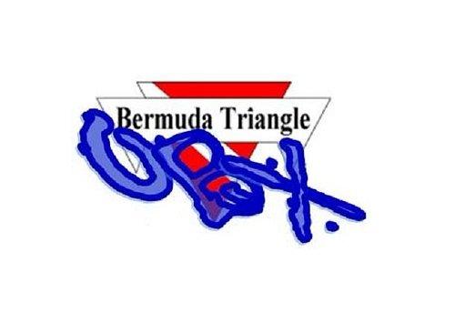 Bermuda Triangle OBX Logo
