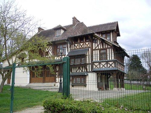 La maison Baschet
