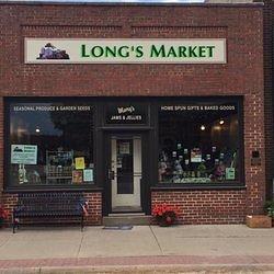 Long's Market - exterior