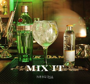 NEBRINA   Mix It, shake it, Taste it