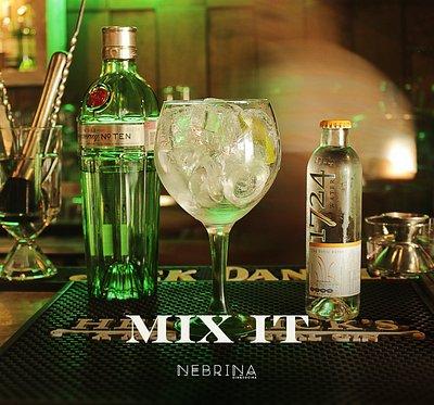 NEBRINA | Mix It, shake it, Taste it