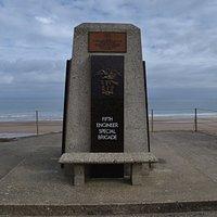 5th Engineer Brigade memorial