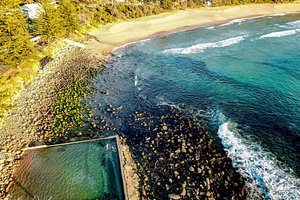 Private Surf Lessons at Macmasters Beach with Central Coast Surf Academy