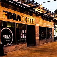 Finla Coffee storefront