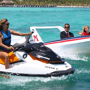 Waverunners and Speed boats