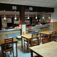 Restaurante / casa de petiscos