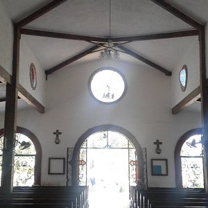 Doorway of the Church from inside