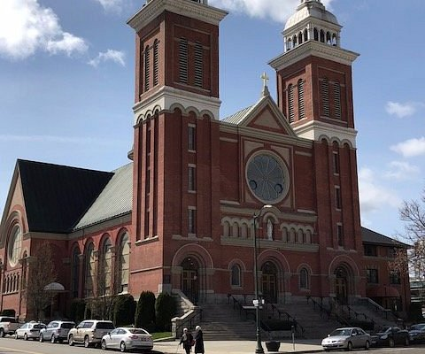 Another angle of the cathedral
