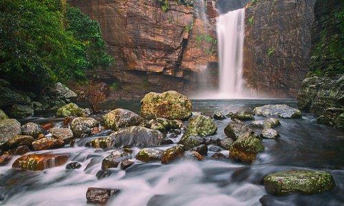 Dumbara Falls