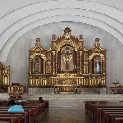 altare da vicino