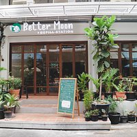 We located at Better Moon cafe at Sukhumvit77/1.