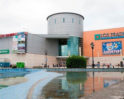 Centro Comercial Los Prados | Fachada