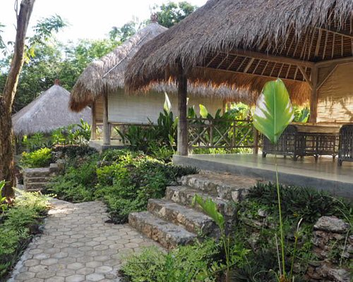 An experience... combining nature and pampering