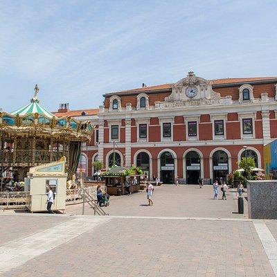 Centro Comercial Príncipe Pío | Fachada