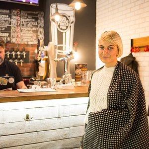 69 Pints Craft Pub @ Tverskaya