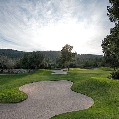 8th hole - Golf Son Muntaner