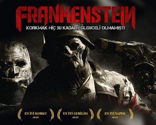 Frankenstein Korku Evi KAdıköy