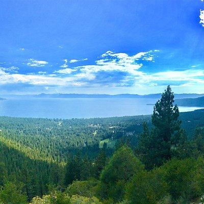 Tahoe Scenic Tours: Mt Rose Highway Stop