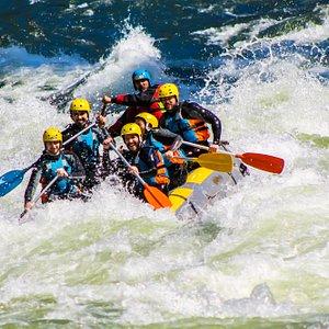 Rafting no Tâmega