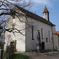 Saint George Chapel in Tettnang.