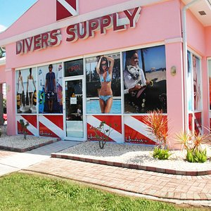 The largest retailer of swimwear and diving/snorkeling equipment in the Cayman Islands.
