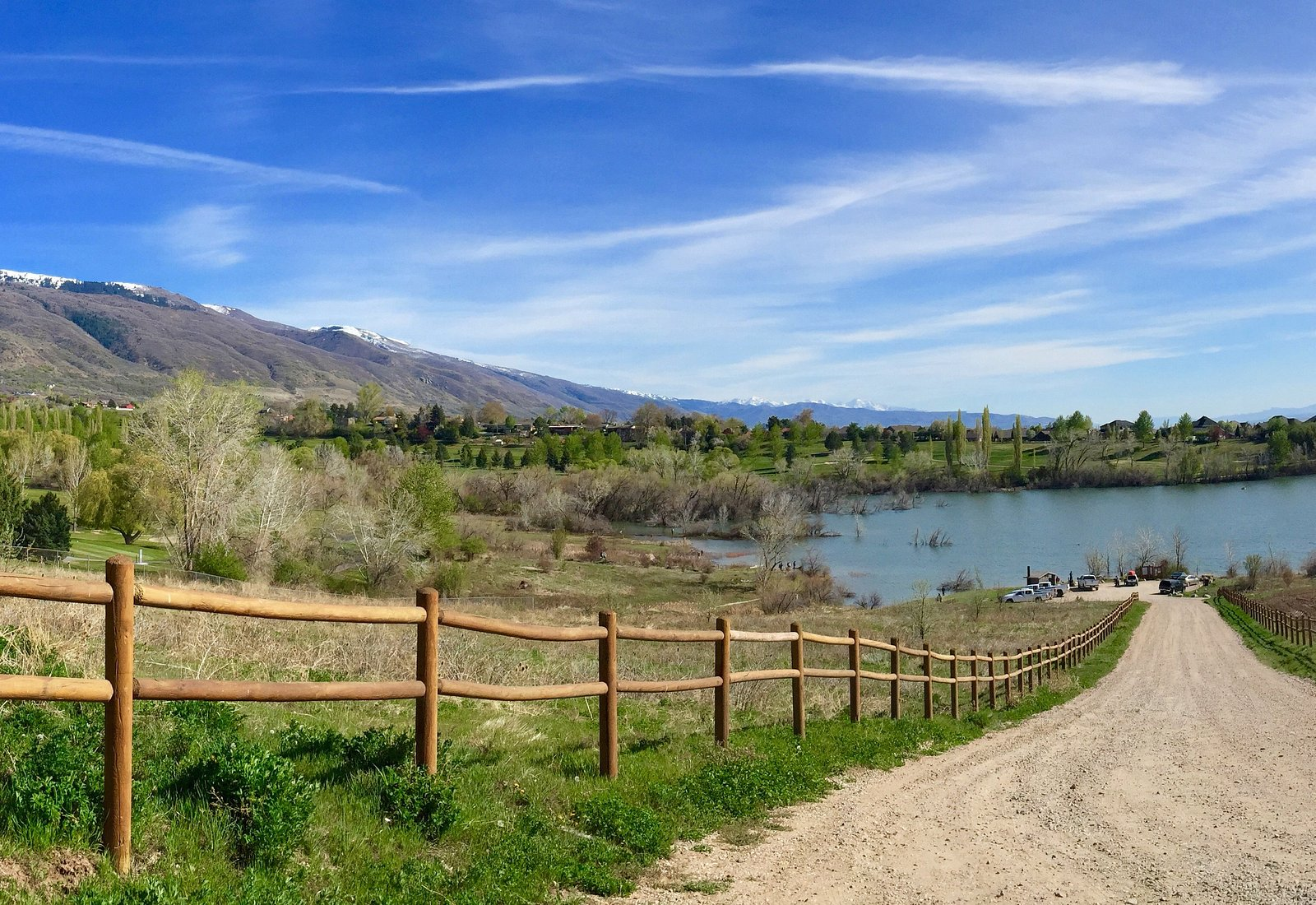 Andy Adams Park & Reservoir