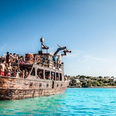 Pirate Boat Mallorca PARTY