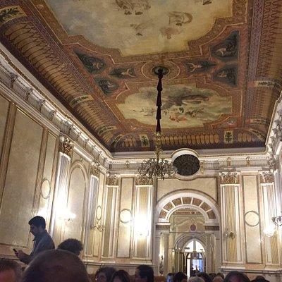 Sala María Cristina, una joyita en Málaga